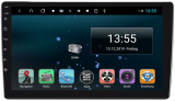 """Universal 2-DIN i15 Android™ Naviceiver mit 25,6 cm (10.1"""") Multi Angle Touchscreen - mit Rahmen"""